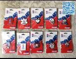 Набор значков ЧМ-2016 по хоккею из металла