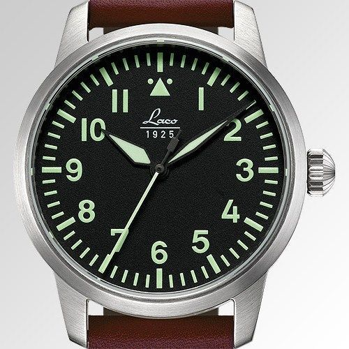 ЧАСЫ LACO PILOT WATCH TYPE A
