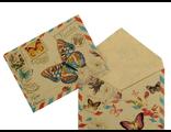 """Маленький конверт """"Бабочки"""""""