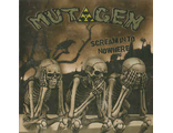 "Mutagen ""Scream into nowhere"" (Raw Distro / Rise And Fall Records)"