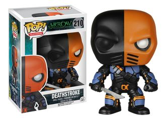 Funko Pop! Television: Arrow - Deathstoke | Фанко Поп! Сериал: Стрела - Стрела: Дезстроук