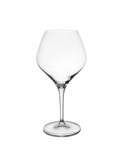 STEMMED GLASS STYLE 55CL CRYSTALLINE 33315