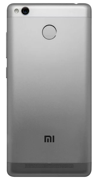 Xiaomi Redmi 3S 16Gb Black (Global)