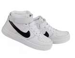 Кроссовки Nike Air Force 1 Mid White Black