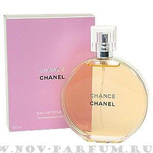 "chanel - ""chance eau de toilette"" 100ml"