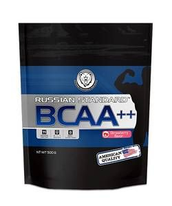 RPS Nutrition  BCAA++  (500 гр.)