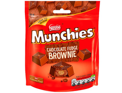 Munchies Chocolate Fudge Brownie