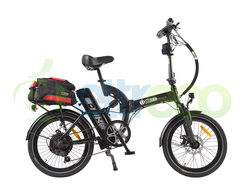 ВЕЛОГИБРИД ELTRECO TT 500W SPOKE LUX II