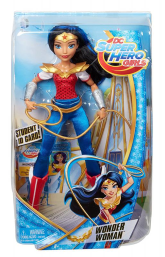 Вандер Вумен - Супергероини / DC Super Hero Girls Wonder Woman