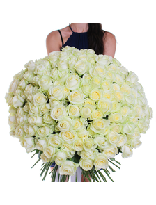 Букет 201 роза Классик