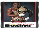 Evander Holyfields Real Deal Boxing (Sega Game)