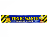 Конфета Toxic Waste «Nuclear sludge Bar» малина.