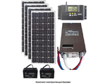 солнечная электростанция  «Санэко – Базовая»
