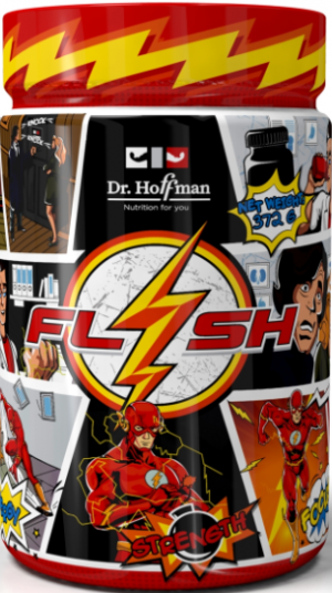 (Dr. Hoffman) Flash - (372 гр)