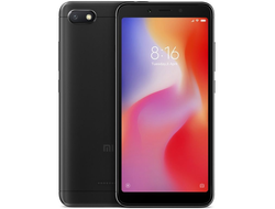 Xiaomi Redmi 6A 2/32Gb Black