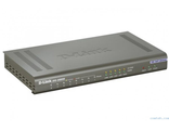D-Link DVG-5008SG/A1A Шлюз VoIP 8-ports FXS RJ-11, 1-port 10/100/1000BASE-TX Gigabit Ethernet WAN, 4-ports 10/100/1000BASE-TXGigabit Ethernet port LAN