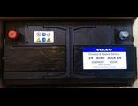 Аккумулятор  90a/h  800А  VOLVO