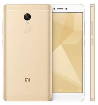 Смартфон Xiaomi Redmi Note 4x 16gb+3gb Gold