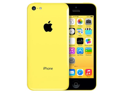Купить iPhone 5C 32Gb Yellow в СПб