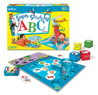 Super Stretchy ABCs