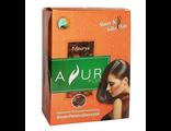 Порошок для волос Амла + Ритха +  Шикакай AYUR Plus, 100 гр.