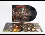 Exodus Pleasures Of The Flesh LP