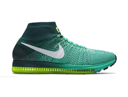 NIKE ZOOM ALL OUT  Мужские зеленые (40-45)