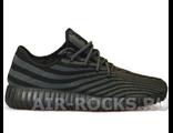 Adidas Boost Yeezy 350 Black Pirate by Kanye West (Euro 40-45) YKW-105