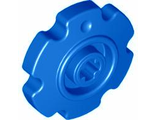 Technic Tread Sprocket Wheel Small, Blue (57520 / 6207994)