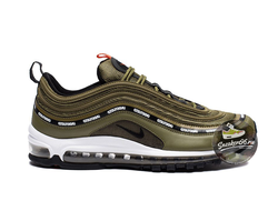 Nike Air Max 97 x Undefeated Хаки Унисекс (36-45)