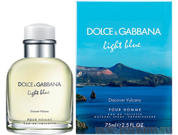 Dolce And Gabbana - Light Blue Discover Vulcano 100ml
