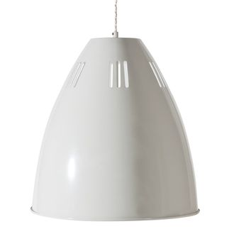 Cavendish Vented Pendant, Large in Chalk - Steel цвет Мел арт.LCH12
