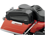 3501-0454 SADDLEMEN Сумки на крышки кофров SADDLEBAG UNIVERSAL STORAGE AND LID COVERS TEXTILE PLAIN BLACK (FL 99-13)