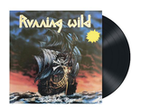 RUNNING WILD Under jolly roger LP - предзаказ