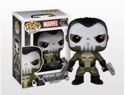Funko Pop! Marvel - Punisher (Nemesis) | Фанко Поп! Марвел - Каратель (Немесис)