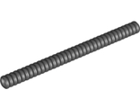 Hose, Ribbed 7mm D. 12L, Black (78c12 / 4164468 / 4523640 / 6253280)