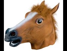 маска лошади, маска коня