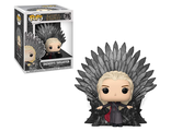 Фигурка Funko POP! Deluxe: Game of Thrones S10: Daenerys on Thron