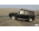 Various luxury elongated and armored SUVs based on Mercedes-Benz G500, G550 / AMG G63 W463 and W464 VR7,VR9 and VR10, 2017-2018 YP