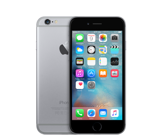 Купить iPhone 6 128Gb Space Gray LTE в СПб