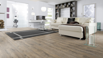 Виниловый пол Wineo Embrace Oak Grey DB00110