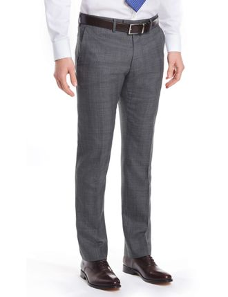 Брюки HAWES & CURTIS Prince of Wales Check Extra Slim Fit Trousers