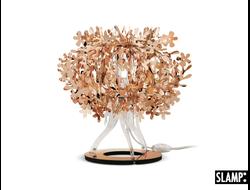 Лампа настольная Slamp Fiorellina copper