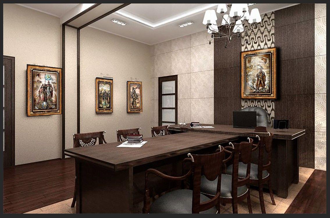 картины в казахском стиле для офиса