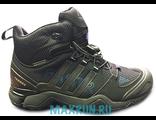 Adidas Terrex мужские черные (40-45) арт-002