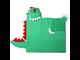 Детское полотенце с капюшоном Zoocchini Динозаврик Девин