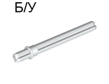 ! Б/У - Technic, Axle 5.5 with Stop, White (32209 / 4120471) - Б/У