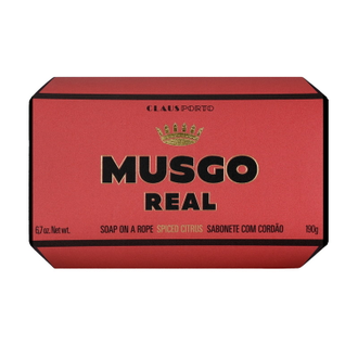 Мыло для душа на веревке Musgo Real Spiced Citrus, 190 гр