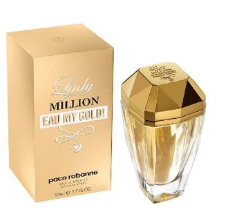 "Духи paco rabanne  ""Ladu Million EAU MY GOLD"""