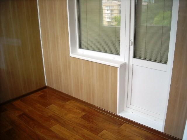 """""""профмастер48"""" - наши работы - отделка балконов под ключ."""